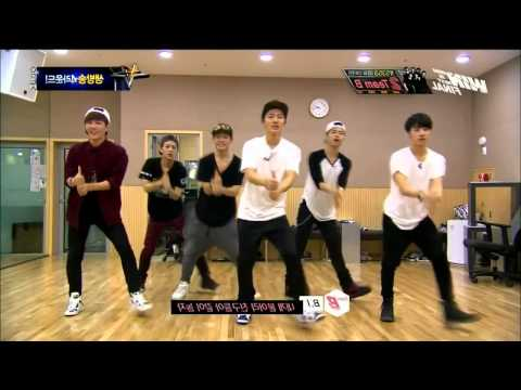 [Mirror] WIN TEAM B 윈 B팀_ Just Another Boy (dance practice ver.)