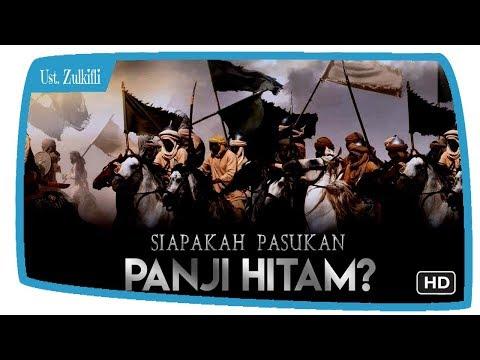 Ciri Khas Pasukan Panji Hitam Dari Timur ||  Ustadz Zulkifli M Ali Lc MA