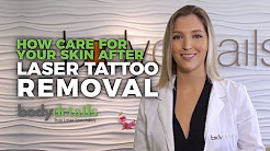 How to Care for Skin After Laser Tattoo Removal | Body Details