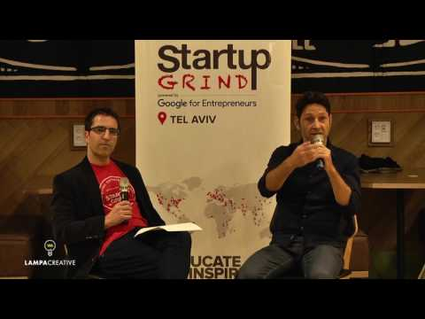 Startup Grind Tel Aviv Hosts Yossi Modawsky (Plus Ventures) - April 25, 2017
