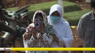 Indonesia reports new daily high of 4,850 coronavirus cases
