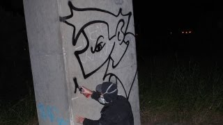 Heads! Jaber - in my own Words... Graffiti!