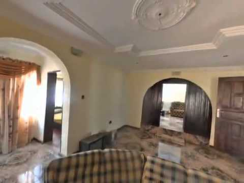 5 Bedroom Bungalow In Akobo Ibadan M6494 Youtube