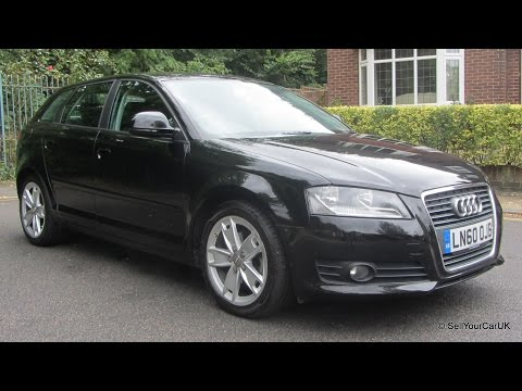 SOLD - 2010 Audi A3 1.4 TFSI Sport 5dr S tronic (Start Stop), Full Audi History, 1 Lady Owner