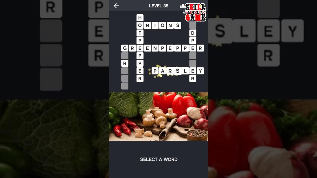 WordStar - Word Star Crossword Level 35 - Walkthrough & WordStar - Word Star Crossword Level 35 - Walkthrough - YouTube 25forcollege.com