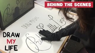 Pretty Little Liars | Draw My Life (Behind the Scenes)