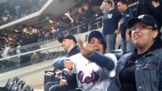 May 25 2010 Subway Series Game Ending Strike Out! Thumbnail