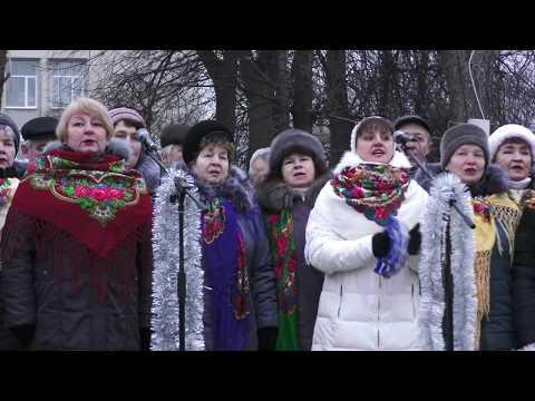 VIKNATV: У Калуші визначили переможців конкурсів на кращу новорічну вітрину та Різдвяну шопку