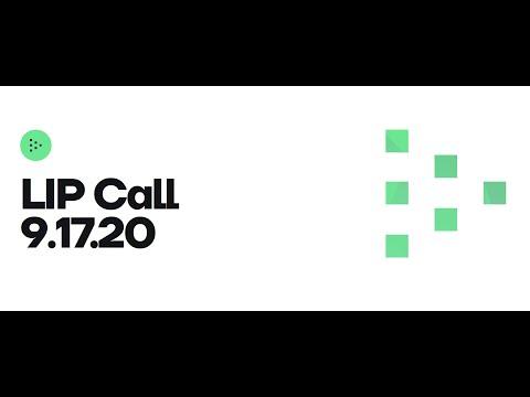 LIP Call - 09.17.20