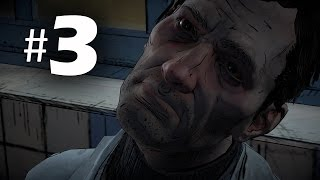 The Walking Dead Season 3 A New Frontier Episode 4 Gameplay Walkthrough Part 3 - Thicker than Water