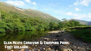 Glen Nevis Caravan & Camping Park | Fort William