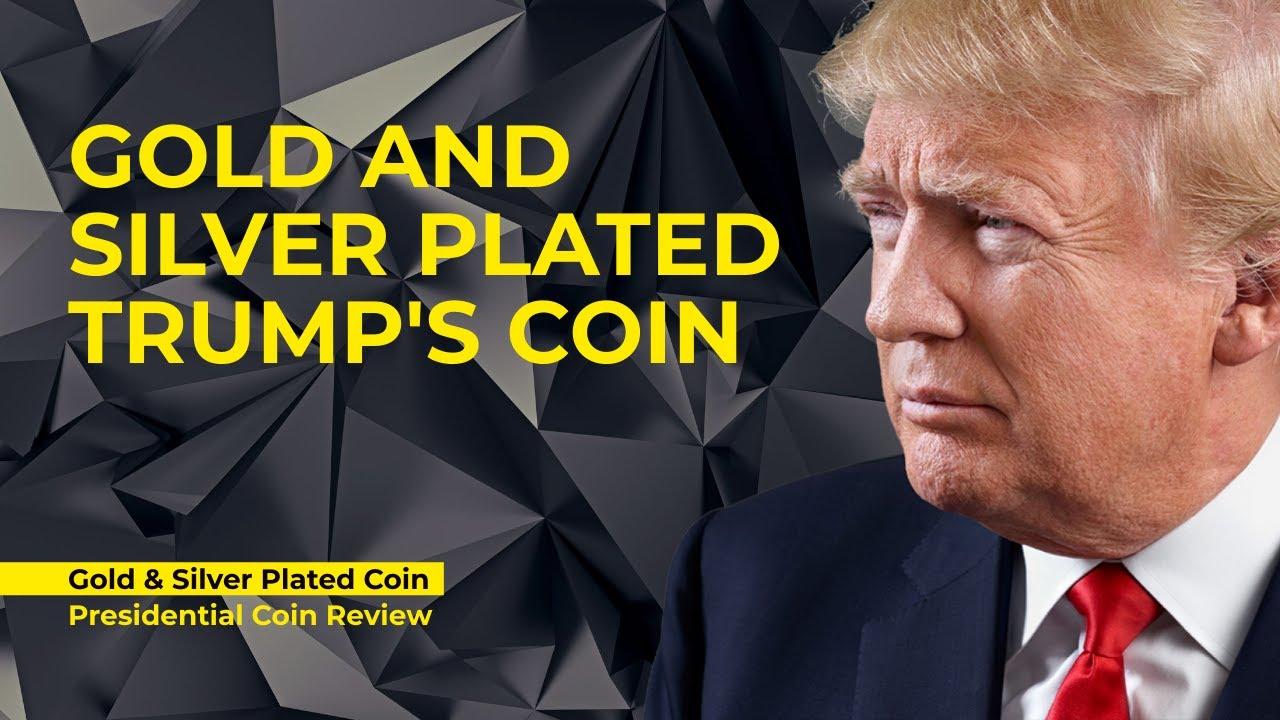 trump 2020 victory coin