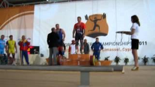 чемпионат мира по тяжелой атлетике ветераны