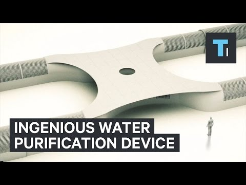 Ingenious water purification device