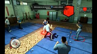 Sleeping Dogs PC Gameplay - Kung Fu Training 1080p (Part 1)