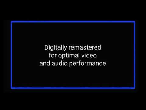 THX Digitally Remastered (2016) Company Logo (VHS Capture)