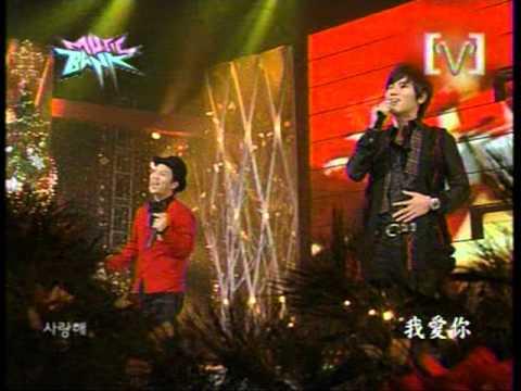 K.will -Love 119(feat.張根易)@台灣【V】台(繁中)