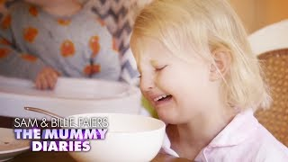 Nelly Doesn't Want to Go to School | The Mummy Diaries