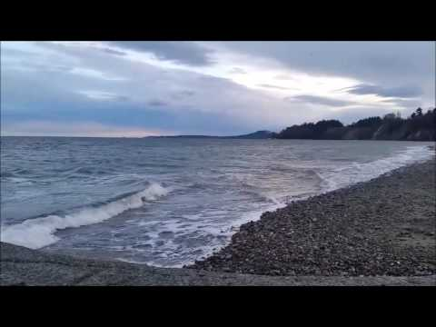 Island View Beach Saanichton, BC, Canada