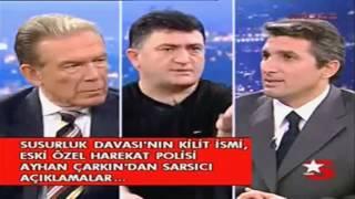 Gambar cover Ayhan Çarkın  ERGENEKON PKK bağlantısını itiraf etti