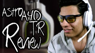 Astro A40 TR Edition Gaming Headset Review (RECORDED WITH ASTRO A40 TR MIC)