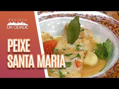 Peixe Santa Maria - Revista da Cidade (09/07/18)