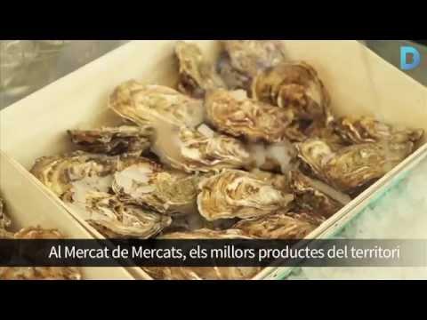 Mercat de Mercats 2015: Coneix i tasta el bo i millor dels mercats