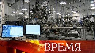 Одну из мощнейших в мире нейтронных установок достроят под Санкт-Петербургом к концу года.