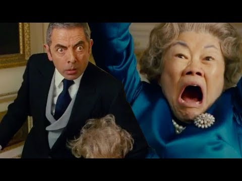 Killer QUEEN | Johnny English Reborn | Mr Bean Official