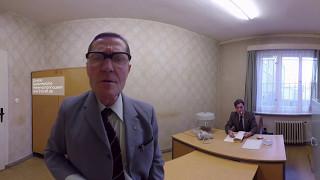 Stasi-Knast: Das Gefängnis in Berlin-Hohenschönhausen im 360°-Film