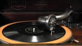 義太夫 「本蔵下屋敷」 竹本大隅太夫 (蓄音機 VV1-90)