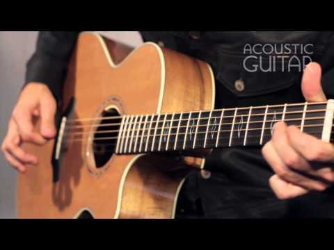 New Gear, Breedlove Legacy Auditorium review from Acoustic Guitar