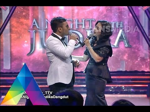 A NIGHT WITH JUDIKA - Feat. Penyanyi Dangdut Dewi Persik, Iis Dahlia, Ikke Nurjannah Part 2