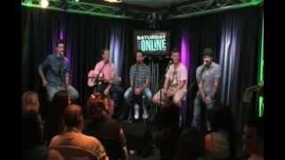 "2013-06-24 - Backstreet Boys ""Boybands guessing game"" at Q102 Philadelphia"