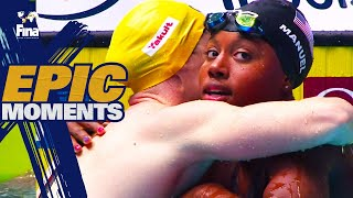 Simone Manuel Wins Epic Gold In Thrilling Final | Gwangju 2019 | FINA World Championships
