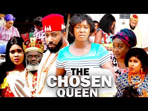 THE CHOSEN QUEEN (NEW FREDRICK LEONARD MOVIE) LUCHI DONALD - 2021 LATEST NIGERIAN NOLLYWOOD MOVIES