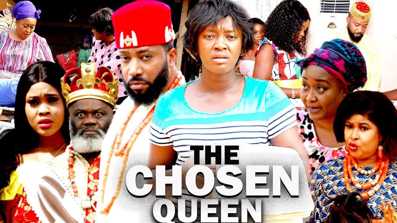 Download THE CHOSEN QUEEN (NEW FREDRICK LEONARD MOVIE) LUCHI DONALD - 2021 LATEST NIGERIAN NOLLYWOOD MOVIES