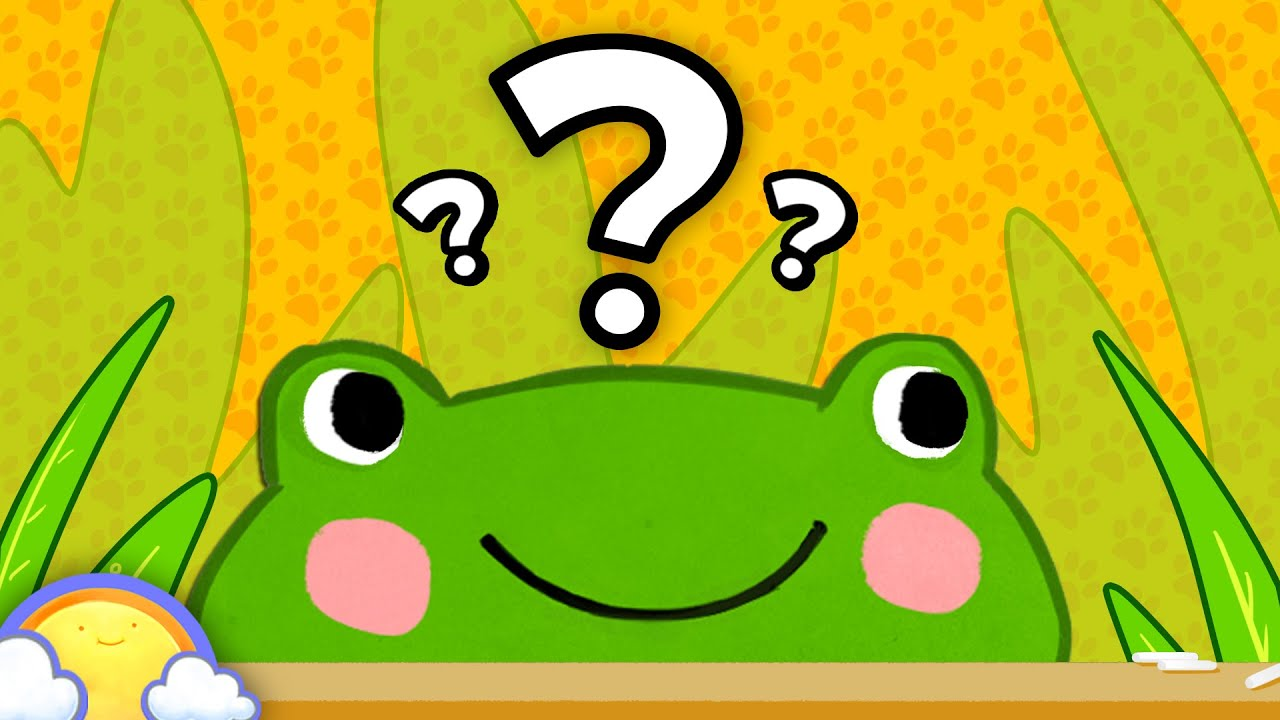 Animal Guessing Game For Kids Cheeritoons Youtube