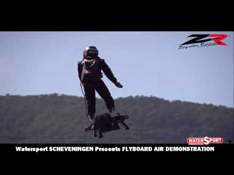 flyboard air by zapata racing demonstration youtube. Black Bedroom Furniture Sets. Home Design Ideas