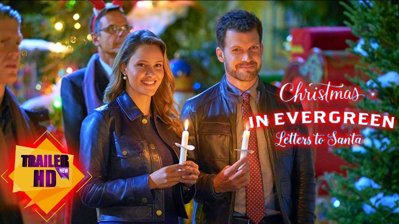 Christmas In Evergreen Letters To Santa.Christmas In Evergreen Letters To Santa 2018 Official Movie Trailer Christmas Day Special