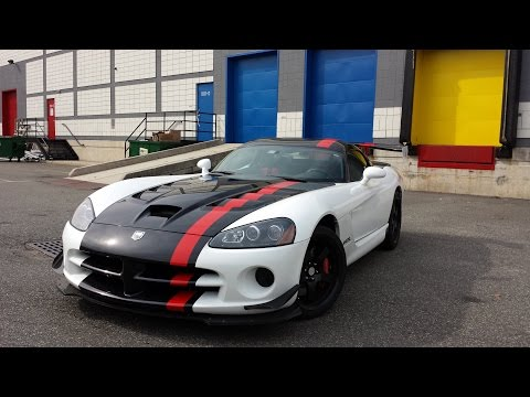 2009 Viper ACR - The Best Looking Car I've Owned