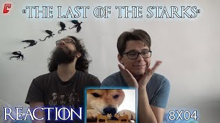 "Game of Thrones 8x04 ""The Last of the Starks"" Reaction w/Victorlaszlo88 Parte 1"