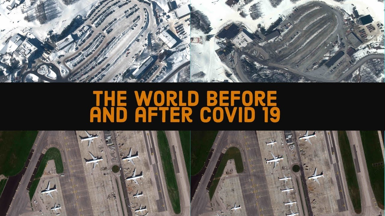 The world before and after COVID-19 - YouTube