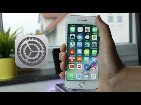 iOS 10 Geheime