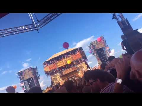 Amsterdam, Berlin & Budapest 2017 (ft. Solar festival and Sziget festival)