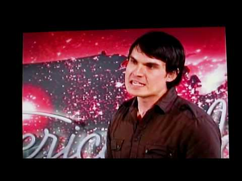 CLARK KENT AMERICAN IDOL JANUARY 12TH 2010 ANDREW FENLON  FUNNIEST SMART ASS IN BOSTON AUDITION