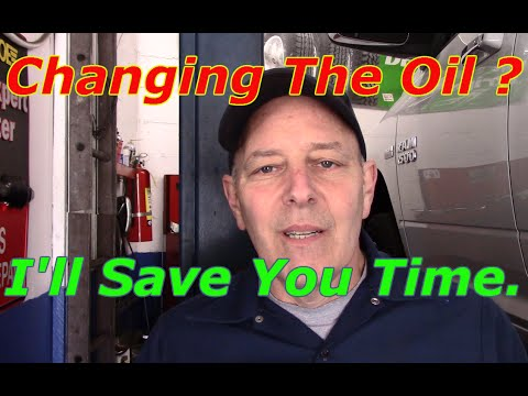 How To Change The Oil, Filter And Reset The Oil Life On A Dodge Ram