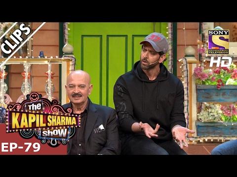 Kapil asks Rakesh Roshan about his loving son Hrithik Roshan – The Kapil Sharma   4th Feb 2017