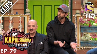Kapil Asks Rakesh Roshan About His Loving Son Hrithik Roshan – The Kapil Sharma Show - 4th Feb 2017