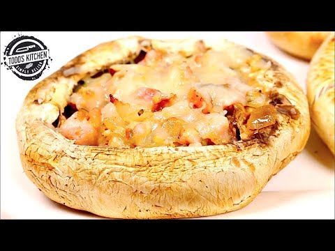 How To Make Stuffed Portobello Mushrooms Recipe